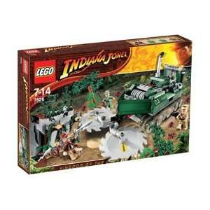 Lego 7626 Jungle Cutter Toys & Games