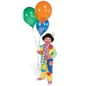 Toddler & Kids Clown Halloween Costume SM 18 24 MOS. Toys & Games