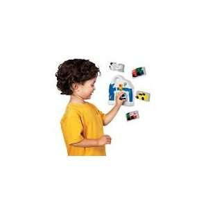 LeapFrog Fridge Wash & Go Magnetic Vehicle Set Toys & Games