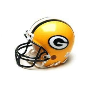 Green Bay Packers Miniature Replica NFL Helmet w/Z2B Mask
