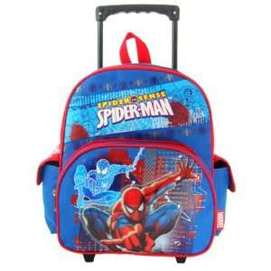 SpiderMan Small Rolling BackPack   Spider Man Small