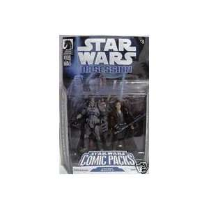 Star Wars Obsession Comic Pack #03 Anakin Skywalker