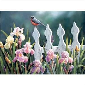 WeatherPrint 11060 The Early Bird Robin Outdoor Art