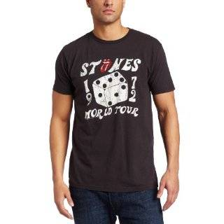 Bravado Mens The Rolling Stones Tumbling Dice T Shirt Clothing