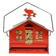 Squirrel Be Gone Bird Feeder Perky Pet WB Squirrel Be Gone Bird Feeder