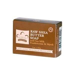 Nubian Heritage, Raw Shea Butter Soap, 5 oz (141 g) Beauty