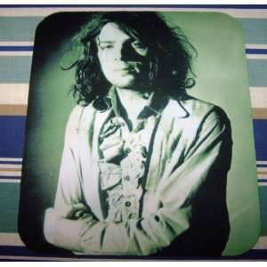 PINK FLOYD Syd Barrett Frilly Shirt Look COMPUTER MOUSEPAD