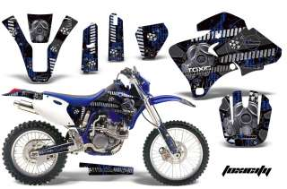 AMR RACING MOTORCROSS GRAPHIC MX STICKER KIT YAMAHA WR 250F 426F 400F